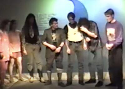 High Moon Musical Improv 10.15.1990