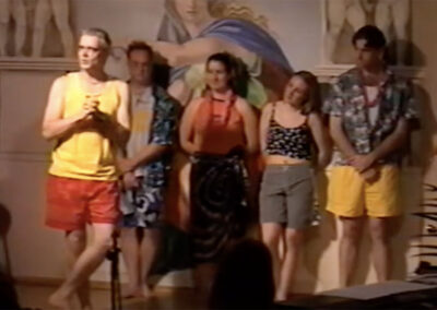 Variety Pack Improv Beach Party Show – 2.2.03